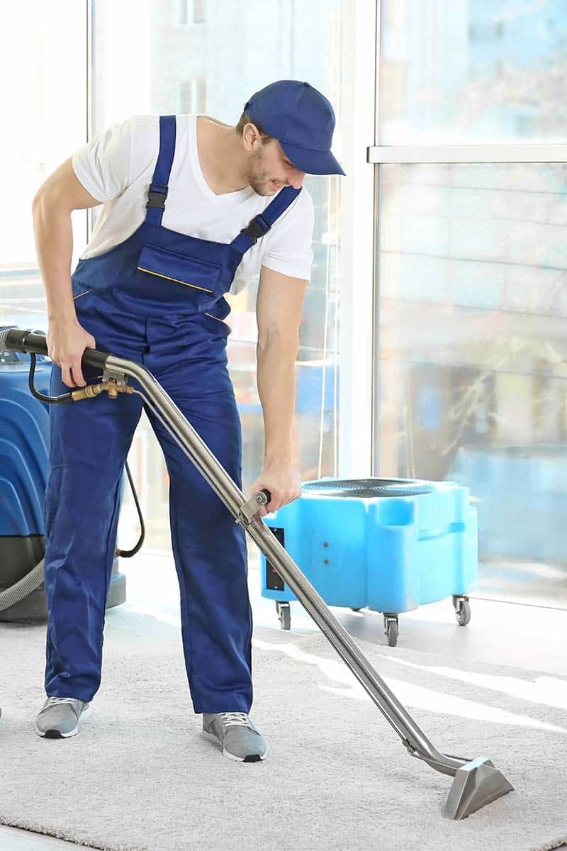 Professional Carpet Cleaning by Clean Master